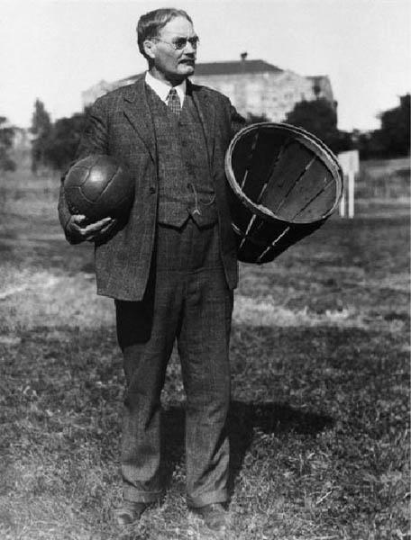 1891 – Invención del Baloncesto