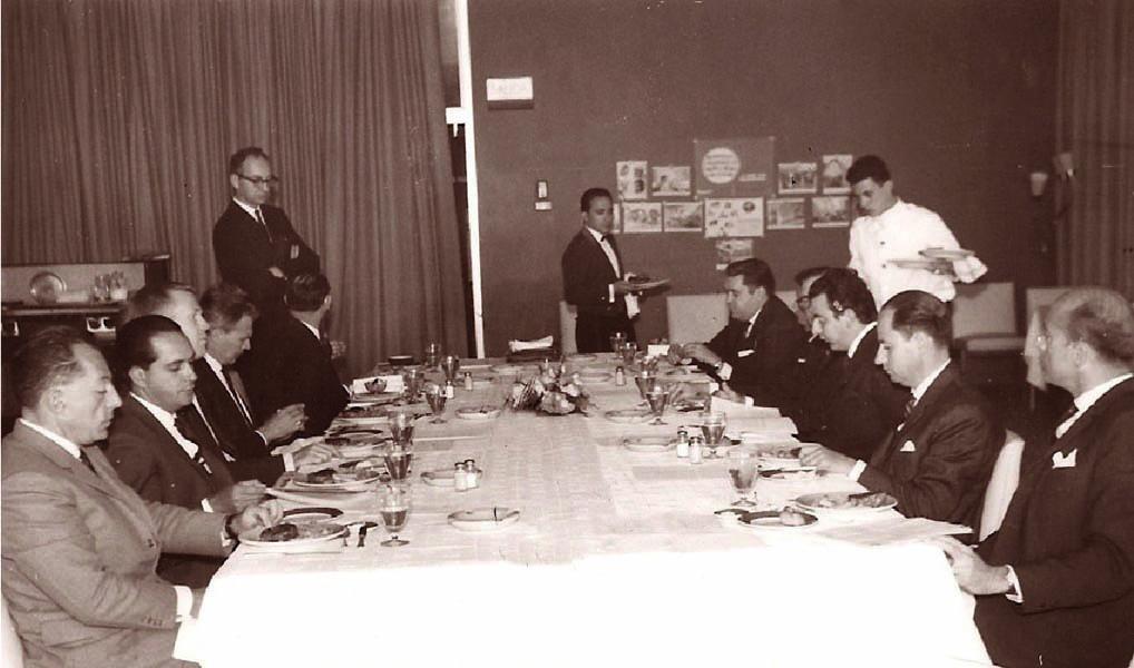 1964 – Fundación YMCA Colombia
