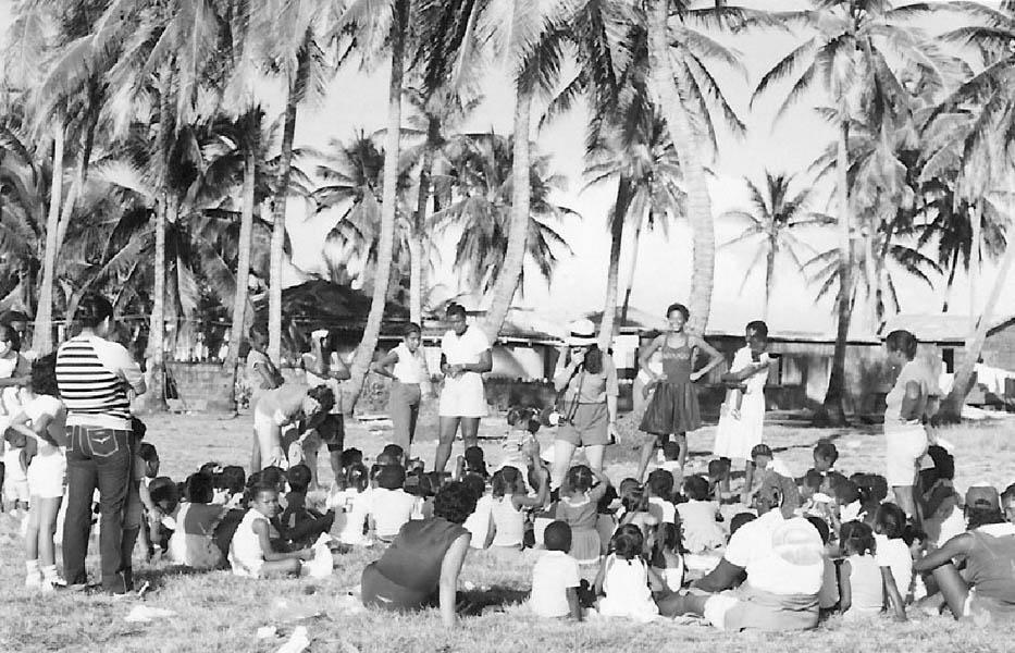 1982 – Programa de Territorios nacionales