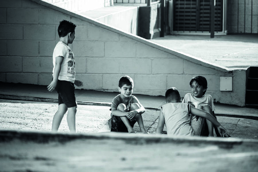 2003 – Proyecto Jóvenes desvinculados del Conflicto Armado