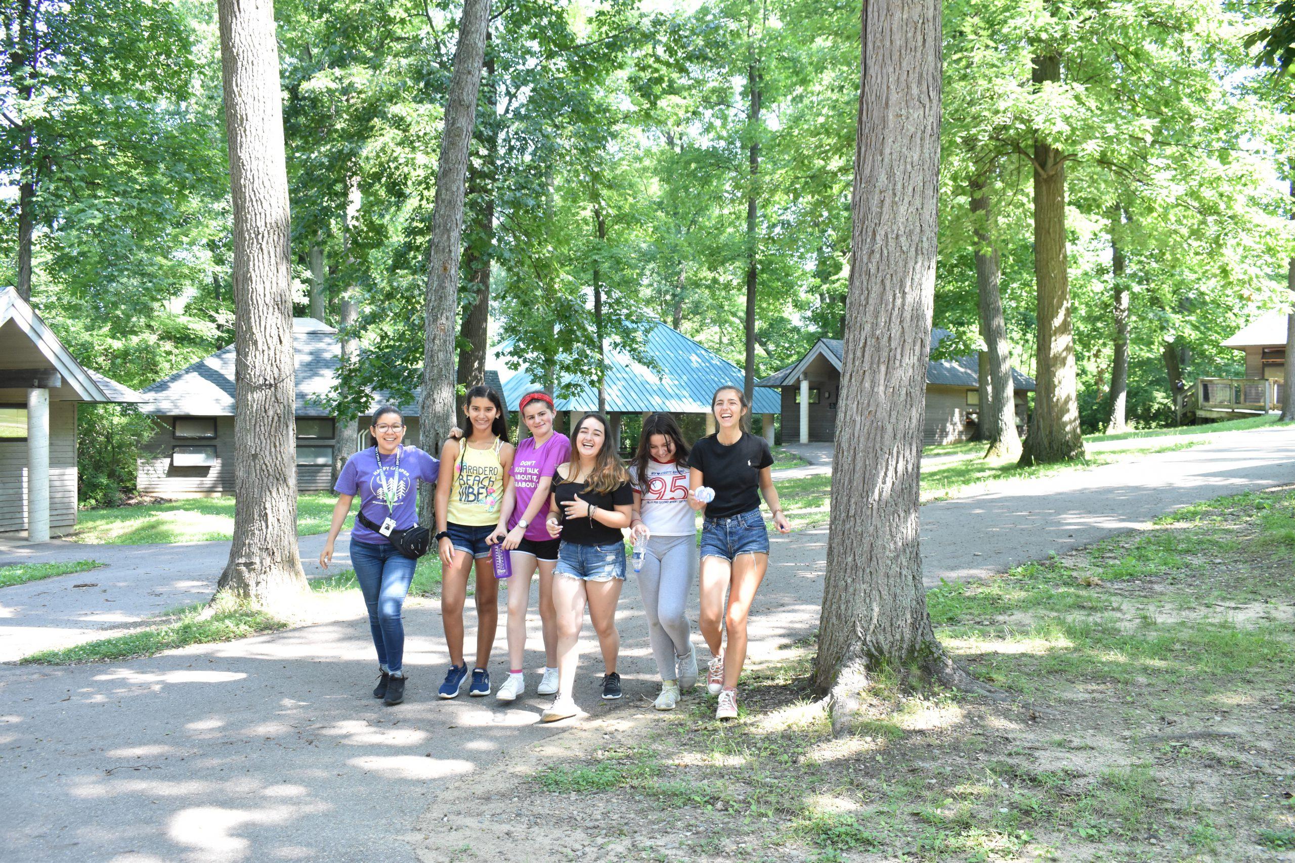 Campamento en EEUU (5)